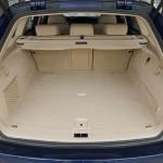 Der Kofferraum des BMW 5er Touring