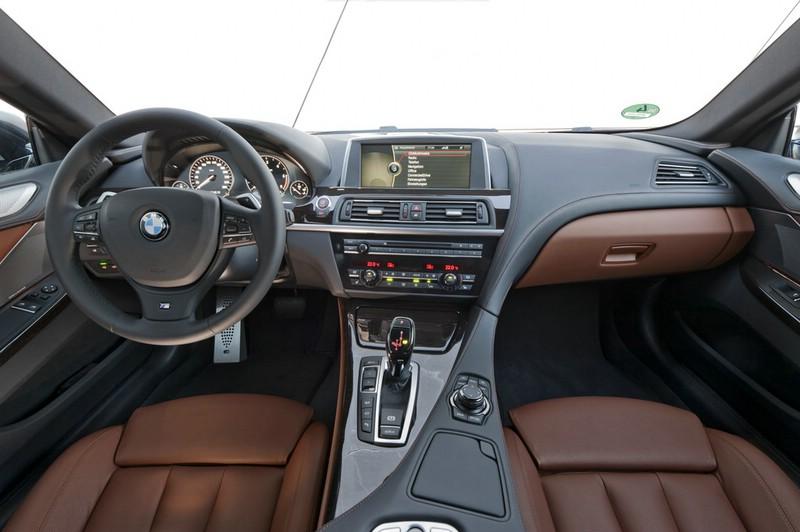 Armaturenbrett  Galerie: BMW 640d xDrive Armaturenbrett | Bilder und Fotos