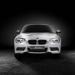 Die Frontpartie des BMW M135i Concept