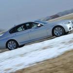 Der BMW M550d Performance xDrive leistet 381 PS