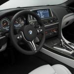Das Cockpit des neuen BMW M6
