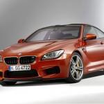 Das BMW M6 Coupe leistet 560 PS - Frontansicht