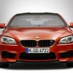 Die Frontansicht des neuen BMW M6 Coupe