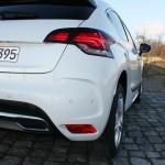 Citroen DS4 Sensoren, um Rückwärtsparken so einfach wie möglich zu gestalten