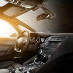 Das Cockpit des neuen Mittelklassewagen Citroen DS5