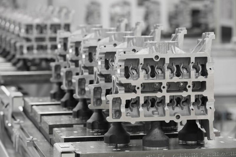 Die Ecoboost Motoren werden im Ford-Wrrk produziert