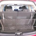 Der Kofferraum des Fiat Freemont AWD