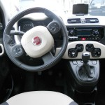 Fiat Panda Schalthebel, Lenkrad, Cockpit, Armaturenbrett, Mittelkonsole