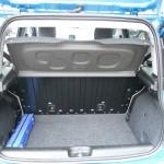 Der Kofferraum des Fiat Panda bietet 225 Liter Stauraum
