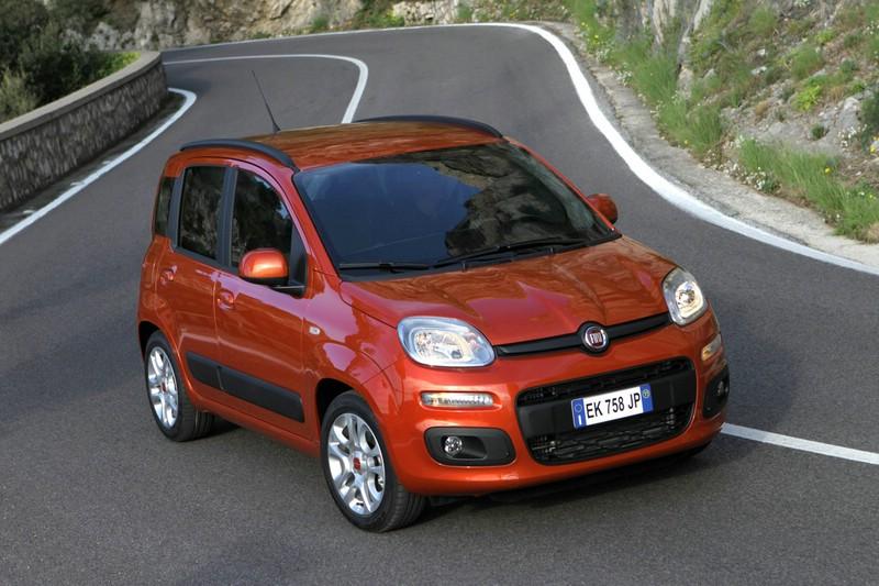 Fiat Panda Facelift