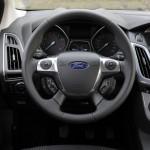 Das Cockpit des neuen Ford Focus Ecoboost