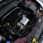 Ford Focus Ecoboost Blick unter der Haube