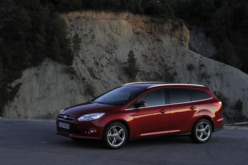 Ford Focus Ecoboost verbraucht mit dem 100 PS-Motor durchschnittlich 5,0 Liter auf 100 Kilometer