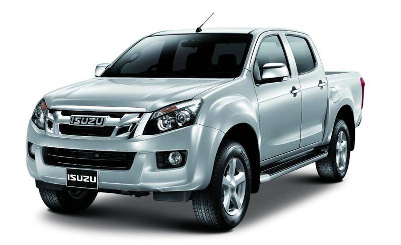 Der Isuzu D-Max kommt im Juni 2012 auf den Markt