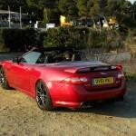 Das Jaguar XKR-S Cabriolet wird zum Preis von 138 100 Euro angeboten