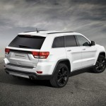 Jeep wird den Grand Cherokee Styling Concept auf der Genf-Messe zeigen