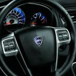 Das Cockpit des neuen Lancia Flavia Cabrio