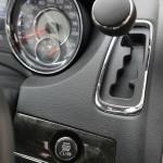 Die Start Stop Taste im Lancia Voyager 2.8 CRD