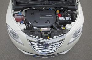 Der Motor des Lancia Ypsilon 0,9 Twinair Turbo