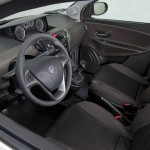Der Innenraum des Lancia Ypsilon