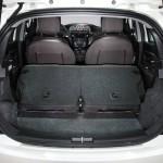 Der Stauraum im Lancia Ypsilon