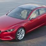 Der Mazda Takeri ist noch ein Concept Car