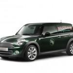 Das Mini Clubvan Concept wird auf der Messe in Genf präsentiert