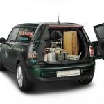 Das Mini Clubvan Concept ist Fahrzeug für Freizeitaktivitäten