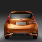 Nissan Invitation - Nissan wird die Serienversion des Schrägheckmodells ab 2013 zusätzlich zum Micra und Juke anbieten.