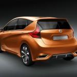 Konzeptstudie Invitation - Nissan zielt beim Invitation auf einen CO2-Wert von unter 100 g/km.