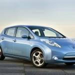 Auf den Markt kommt der Nissan Leaf im April