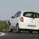 Nissan Micra in der 1.2 l DIG-S CVT Tekna Version
