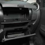 Der Handschuhfach des Nissan Micra