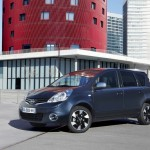 Nissan Note 2012 mit verbesserter Ausstattung