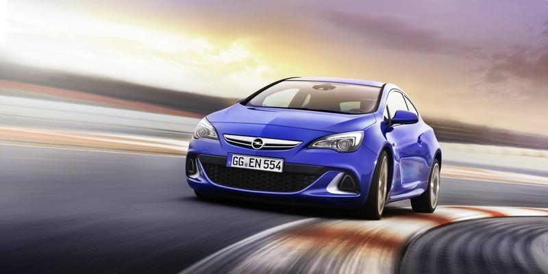 Das kompakte Sportcoupé Astra OPC ist mit 280 PS der stärkste bisher gebaute Astra.