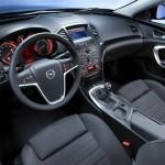 Das Interieur des neuen Opel Insignia Biturbo