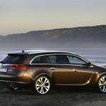Der neue Opel Insignia Biturbo Sports Tourer (Standaufnahme)