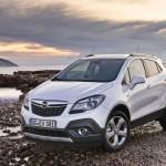 Der Opel Mokka ist sowohl mit Front- als auch mit Allradantrieb erhältlich.