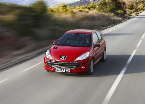 Peugeot 206 + als Sondermodell Generation