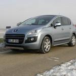 Peugeot 3008 Hybrid4 Baujahr 2012