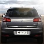 Der neue Peugeot 4008 in der Heckansicht