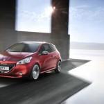 Peugeot wird den GTi Concept auf dem Genfer Autosalon präsentieren