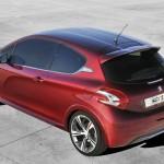 Das Concept Car Peugeot GTi wird in Genf Premiere feiern
