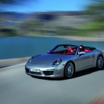 Der neue Porsche 911 Carrera Cabriolet feiert in Genf Europapremiere