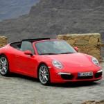 Porsche präsentiert das Carrera Cabrio Modelljahr 2012