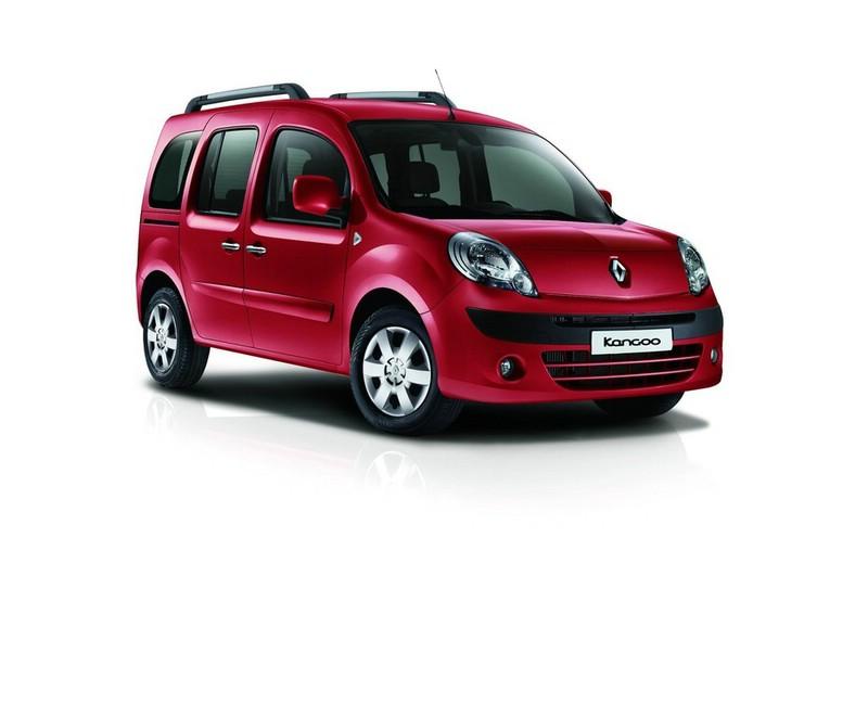 Renault Kangoo TomTom-Edition als Hochdachkombi ab sofort im Angebot