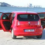 Skoda präsentiert den Citigo mit 5 Türen