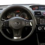 Übersichtliches Cockpit - Der neue Subaru XV