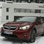 Der Subaru XV in der Frontansicht