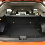 Der Kofferraum des Subaru XV bietet genug Platz fürs Gepäck